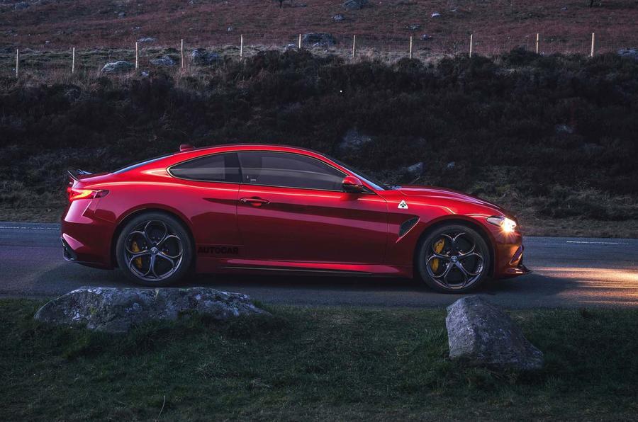 2029 - [Alfa Romeo] GTV - Page 3 Alfa_romeo_giulia_coupe_render_2018